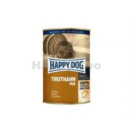 Konzerva HAPPY DOG Truthahn Pur 400g
