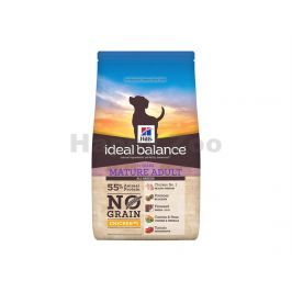 HILLS Canine Ideal Balance Mature Chicken & Potato 12kg