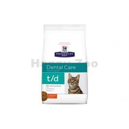 HILLS Feline T/D 1,5kg