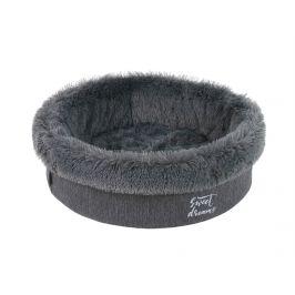Pelech O´LALA PETS Diana 50cm tmavě šedý