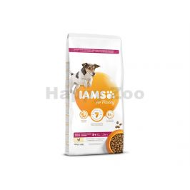 IAMS for Vitality Dog Senior Small & Medium Chicken 12kg