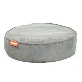 Kulatý pelech AMINELA Full Comfort 50x12cm šedý