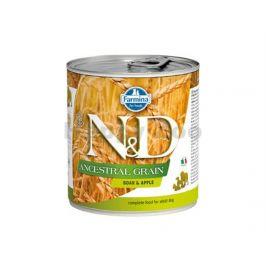 Konzerva N&D Dog Ancestral Grain Adult Boar & Apple 285g