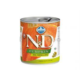 Konzerva N&D Dog Pumpkin Adult Boar & Apple 285g
