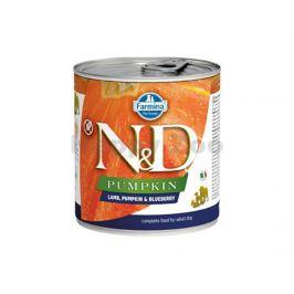 Konzerva N&D Dog Pumpkin Adult Lamb & Blueberry 285g