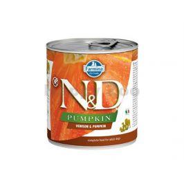 Konzerva N&D Dog Pumpkin Adult Venison & Pumpkin 285g