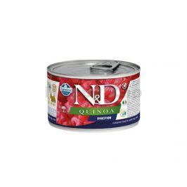 Konzerva N&D Dog Quinoa Digestion Lamb & Fennel Mini 140g