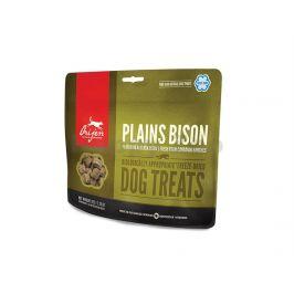 ORIJEN Dog Treats Freeze-Dried Plains Bison 42,5g