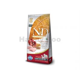 N&D Low Grain Dog Light Medium/Maxi Chicken & Pomegranate 2,5kg