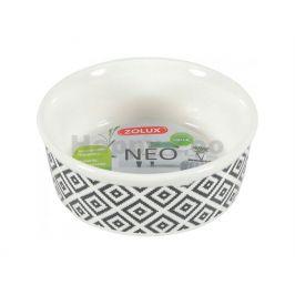 Keramická miska pro hlodavce ZOLUX Neo bílá 150ml