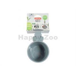 Plastová miska pro hlodavce ZOLUX Neo šedá 500ml