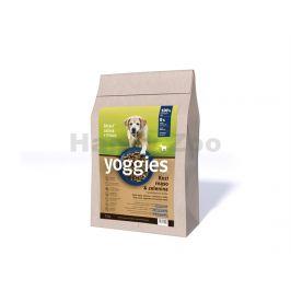 YOGGIES kozí maso & zelenina 1,2kg