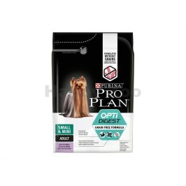 PRO PLAN Dog Small & Mini Grain Free Turkey 2,5kg