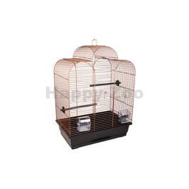 Klec pro ptáky FLAMINGO Dara měděná 45x28x62cm