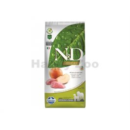 N&D Grain Free Prime Dog Adult Medium/Maxi Boar & Apple 12kg