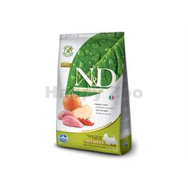 N&D Grain Free Prime Dog Adult Mini Boar & Apple 800g