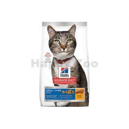 HILLS Feline Adult Oral Care Chicken 1,5kg