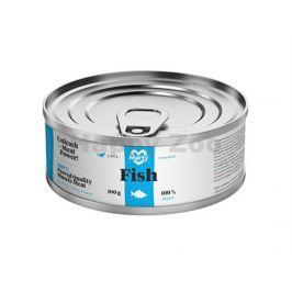 Konzerva MARTY Essential Cat ryba 100g