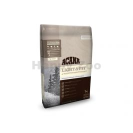 ACANA Heritage Adult Light and Fit 2x11,4kg