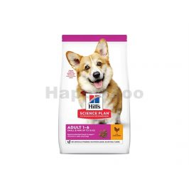 HILLS Canine Adult Small & Mini Chicken 1,5kg