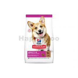 HILLS Canine Adult Small & Mini Lamb & Rice 1,5kg