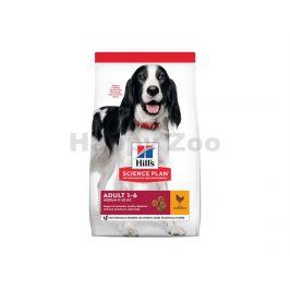HILLS Canine Adult Chicken 14kg