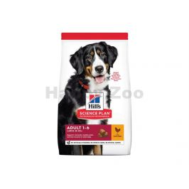 HILLS Canine Adult Large Breed Chicken 14kg