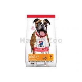 HILLS Canine Adult Light Medium Chicken 14kg