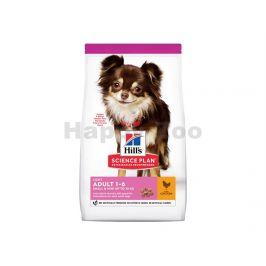 HILLS Canine Adult Light Small & Mini Chicken 6kg