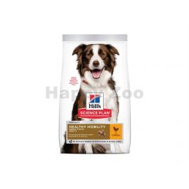 HILLS Canine Adult Healthy Mobility Medium Chicken 14kg