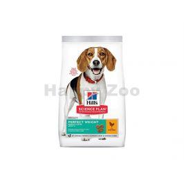 HILLS Canine Adult Perfect Weight Medium Chicken 12kg