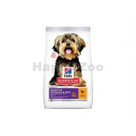 HILLS Canine Adult Sensitive Stomach & Skin Small & Mini Chicken