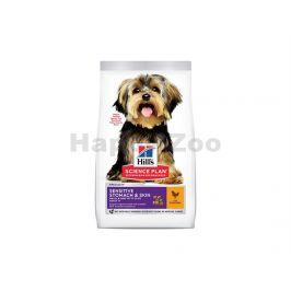 HILLS Canine Adult Sensitive Stomach & Skin Small & Mini Chicken