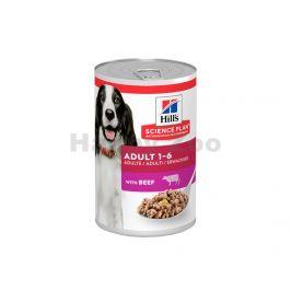Konzerva HILLS Canine Adult Beef 370g