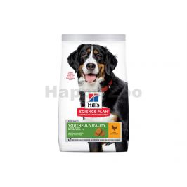 HILLS Canine Mature 5+  Youthful Vitality Large Breed Chicken 2,