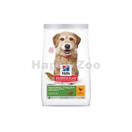 HILLS Canine Mature Adult 7+ Youthful Vitality Small & Mini Chic