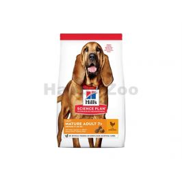 HILLS Canine Mature 7+ Light Medium Chicken 14kg