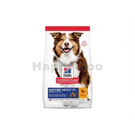 HILLS Canine Mature 7+ Medium Chicken 14kg