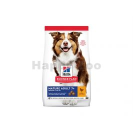 HILLS Canine Mature 7+ Medium Chicken 2,5kg