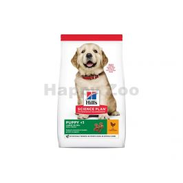 HILLS Canine Puppy Large Breed Chicken 2,5kg