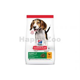 HILLS Canine Puppy Medium Chicken 14kg