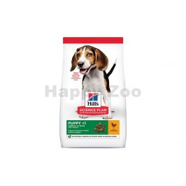 HILLS Canine Puppy Medium Chicken 18kg