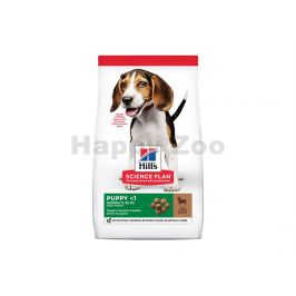 HILLS Canine Puppy Medium Lamb & Rice 14kg