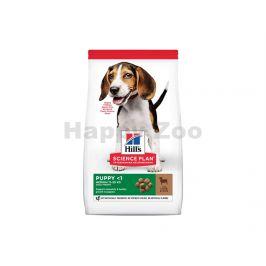 HILLS Canine Puppy Medium Lamb & Rice 14kg