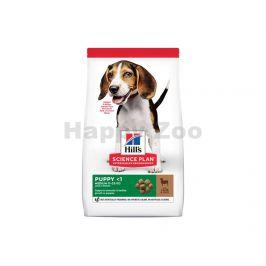 HILLS Canine Puppy Medium Lamb & Rice 18kg