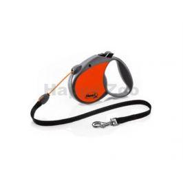 FLEXI Neon Reflect Cord (S) - oranžové (do 12kg, 5m lanko)