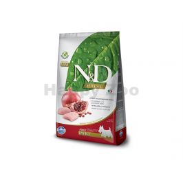 N&D Grain Free Prime Dog Adult Mini Chicken & Pomegranate 2,5kg