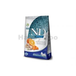 N&D Grain Free Ocean Dog Adult Medium/Maxi Codfish, Pumpkin & Or