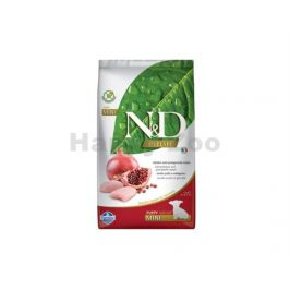 N&D Grain Free Prime Dog Puppy Mini Chicken & Pomegranate 2,5kg