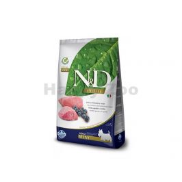N&D Grain Free Prime Dog Adult Mini Lamb & Blueberry 7kg